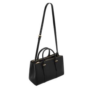 small-bayswater-double-zip-tote-black-small-classic-grain-leather