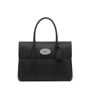 bayswater-black-small-classic-grain-with-silver-tone