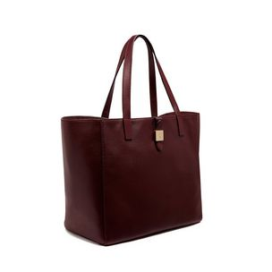 tessie-tote-oxblood-soft-small-grain
