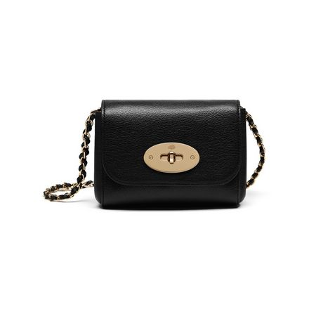 03ed975d99 ... reduced shop the mini lily in black at mulberry a signature of the lily  family as