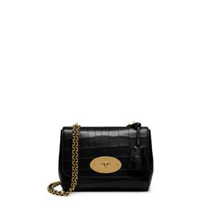 lily-black-deep-embossed-croc-print
