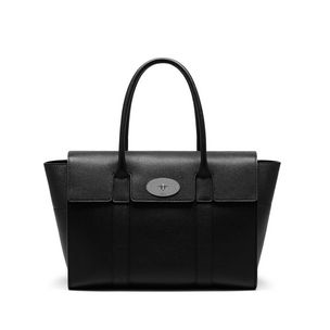 new-bayswater-black-silver-toned-small-classic-grain