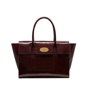 new-bayswater-burgundy-polished-embossed-croc