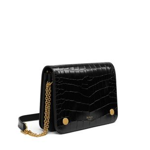 clifton-black-polished-embossed-croc