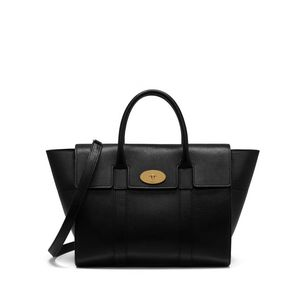 bayswater-with-strap-black-small-classic-grain
