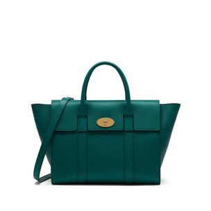 bayswater-with-strap-ocean-green-small-classic-grain