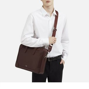 belgrave-single-document-holder-oxblood-natural-grain-leather