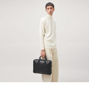 belgrave-single-document-holder-black-small-classic-grain