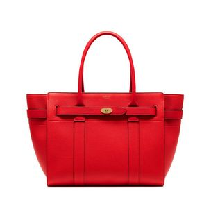 zipped-bayswater-fiery-red-small-classic-grain