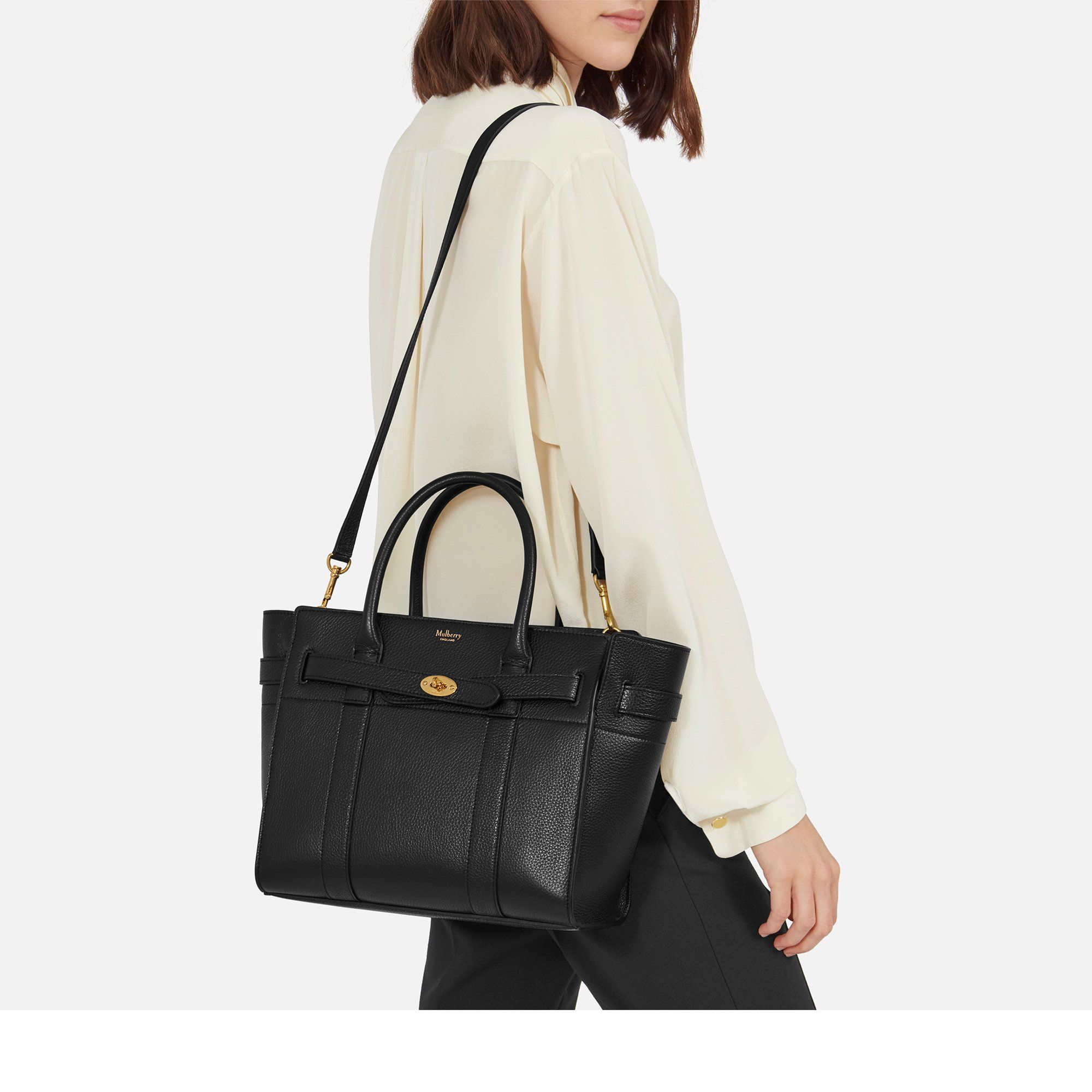 Mulberry New Bayswater small tote