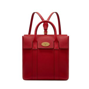 bayswater-backpack-scarlet-red-small-classic-grain