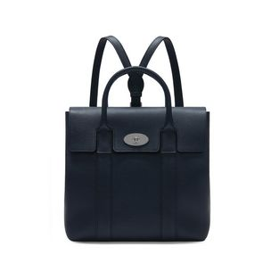 bayswater-backpack-midnight-small-classic-grain