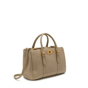 small-bayswater-double-zip-tote-dune-small-classic-grain
