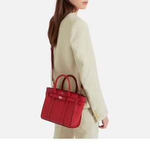 mini-zipped-bayswater-orchid-red-small-classic-grain