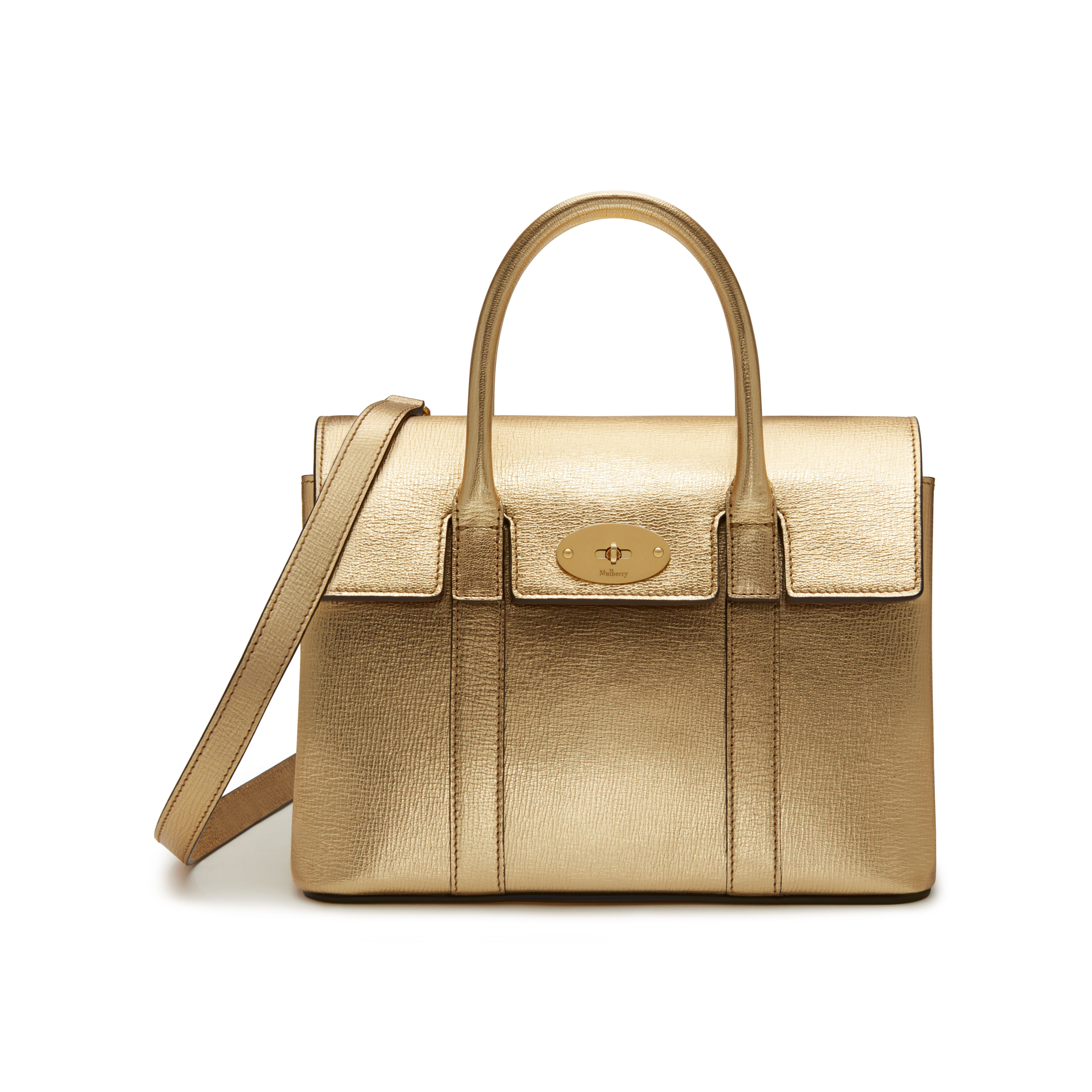 687e294b71 ... australia the mulberry lily pics only page 6 purseforum small bayswater  gold metallic printed goat women