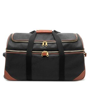 albany-duffle-black-scotchgrain-with-cognac-trim