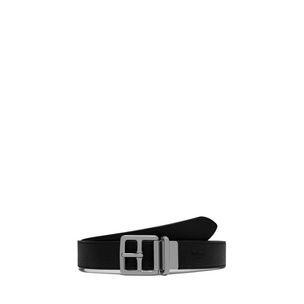 30mm-reversible-boho-buckle-black-bright-orange-small-classic-grain