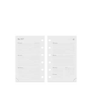 2017-pocket-book-diary-white-paper