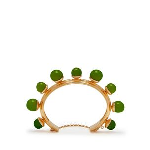 beads-bracelet-green-beads-brass