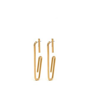 large-paper-clip-earrings-brass-metal