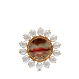 beads-brooch-white-mother-of-pearl-beads-brass