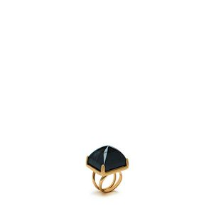 stud-ring-hawk-s-eye-antique-brass