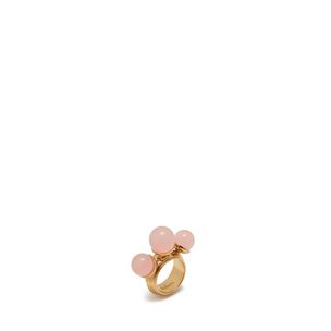 beads-ring-milky-pink-beads-brass