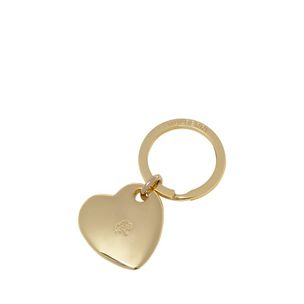 heart-keyring-soft-gold-metal
