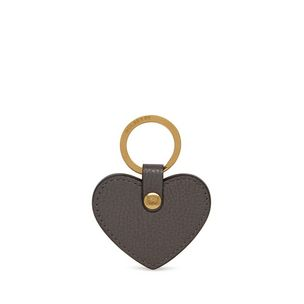 heart-keyring-dark-grey-small-classic-grain