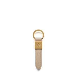 tessie-keyring-powder-small-classic-grain