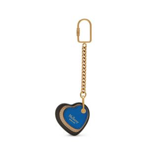 heart-leather-keyring-chocolate-light-beige-porcelain-blue-nappa-leather