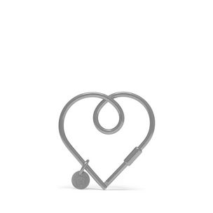 large-looped-heart-keyring-silver-metal