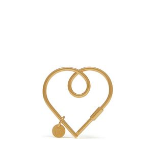 large-looped-heart-keyring-brass-metal