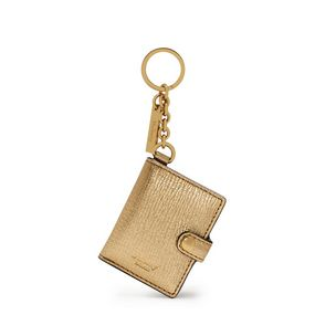 portrait-keyring-gold-metallic-printed-goat