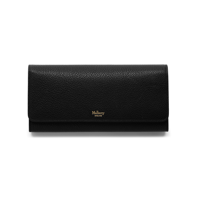 Continental Wallet Black Small Classic Grain a646278ff