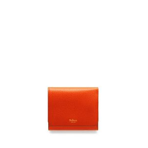 trifold-wallet-bright-orange-small-classic-grain