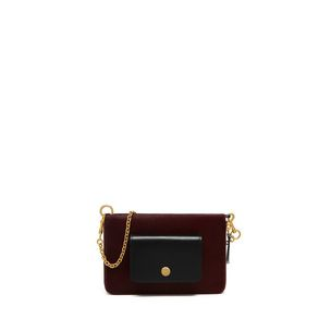 zip-around-clutch-wallet-burgundy-black-haircalf