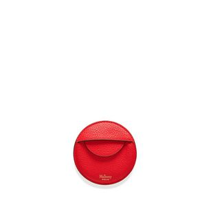 round-coin-purse-fiery-red-small-classic-grain