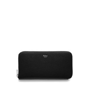 long-zip-around-wallet-black-calfskin