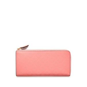 long-part-zip-wallet-macaroon-pink-debossed-tree