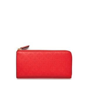 long-part-zip-wallet-fiery-red-debossed-tree