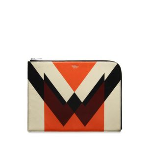 tech-pouch-orange-chalk-black-crimson-printed-leather