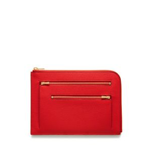 travel-pouch-fiery-red-small-classic-grain