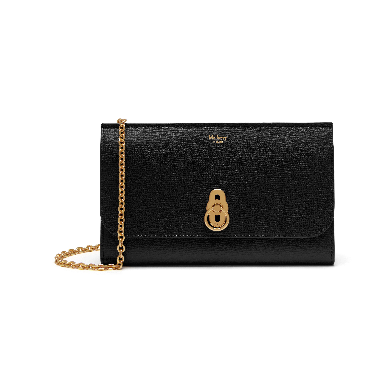 Amberley Clutch Black Cross Grain Leather d537d053f6da5