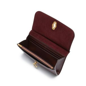 amberley-long-wallet-oxblood-cross-grain-leather