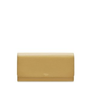 continental-wallet-golden-yellow-cross-grain-leather