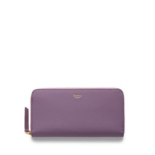 8-card-zip-around-wallet-lilac-cross-grain-leather