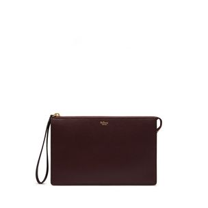 pouch-oxblood-cross-grain-leather
