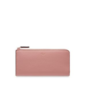 long-part-zip-wallet-pink-peony-small-classic-grain
