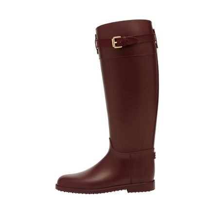 Mulberry Rain Boot
